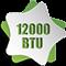 Công suất 12000BTU