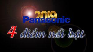 4 điểm nổi bật của điều hòa Panasonic 2019