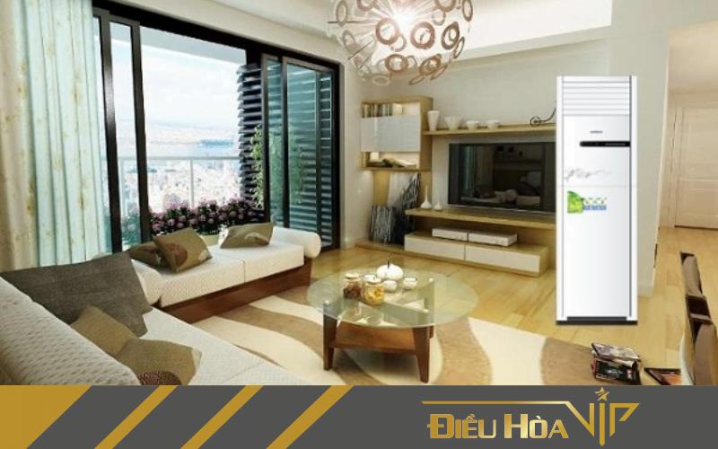 Công suất làm lanh củ máy điều hòa có thể làm lạnh nhanh đem lại không khí mát mẻ cho ngôi nhà nhanh chóng