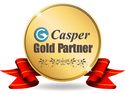 Casper Gold Partner