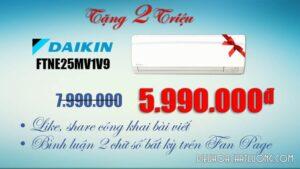 Daikin FTNE25MV1V9 giá sốc