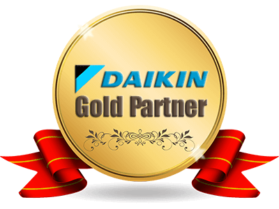 Daikin Gold Partner