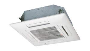 Dàn lạnh điều hòa multi âm trần cassette Mitsubishi Heavy FDTC25VF 2 chiều 9000Btu