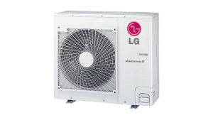 Dàn nóng điều hòa multi LG A3UQ30GFD0 1 chiều 30000Btu Inverter