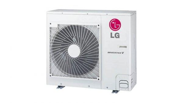 Dàn nóng điều hòa multi LG A4UW24GFA2 2 chiều 24000Btu Inverter