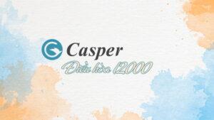 Điều hòa Casper 12000