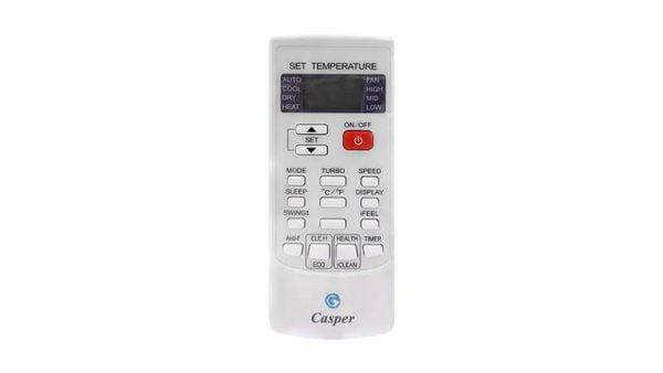 Điều hòa Casper EH-12TL22 2 chiều 12000Btu