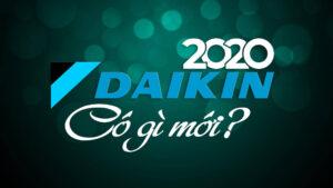 Điều hòa Daikin model mới nhất 2020