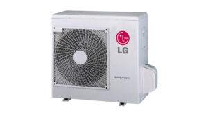 Điều hòa âm trần cassette 4 hướng thổi LG ATNQ24GPLE7 1 chiều 24000Btu Inverter