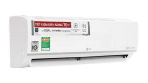 Điều hòa LG V10ENW 1 chiều 9000Btu Inverter