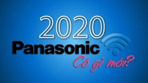 Điều hòa Panasonic 2020 có gì mới?