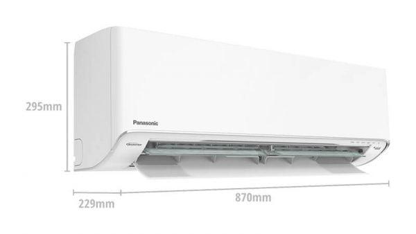 Điều hòa Panasonic U12XKH-8 1 chiều 12000 Btu Inverter