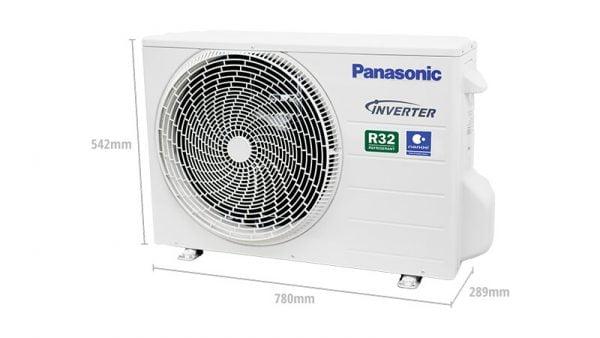 Điều hòa Panasonic XZ12XKH-8 2 chiều 12000 Btu Inverter