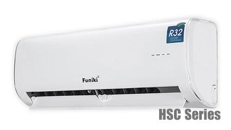 Điều hòa Funiki gas R32 dòng HSC