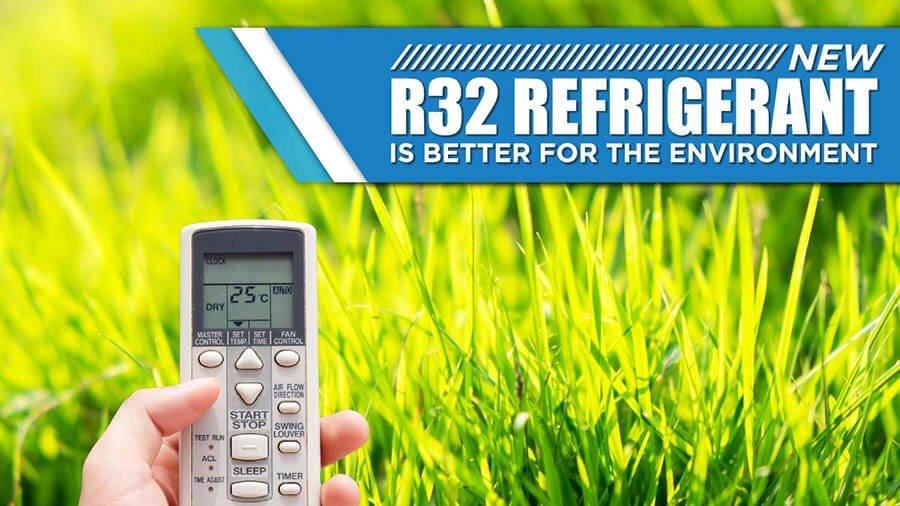 Gas R32, sự lựa chọn cho tương lai