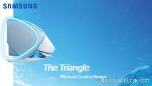 Samsung - Khi điều hòa cũng là 1 tác phẩm nghệ thuật