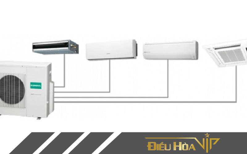 Máy điều hòa multi LG có gì khác biệt so với các dòng máy điều hoà khác?