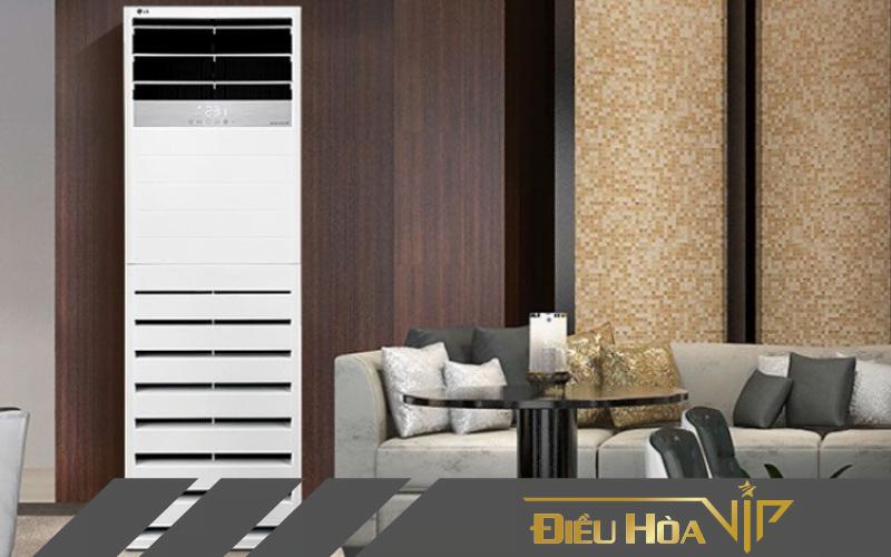 Máy điều hòa tủ đứng dễ tháo lắp lắp đặt tiện cho bạn di chuyển giữa nhiều không gian khác nhau, phù hợp nhiều mục đích sử dụng